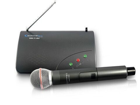 Technical Pro - Pro UHF Wireless Microphone