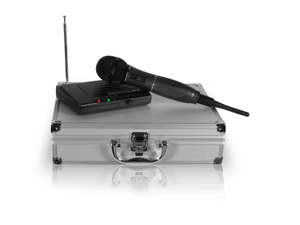Digital Processing Wireless Microphone
