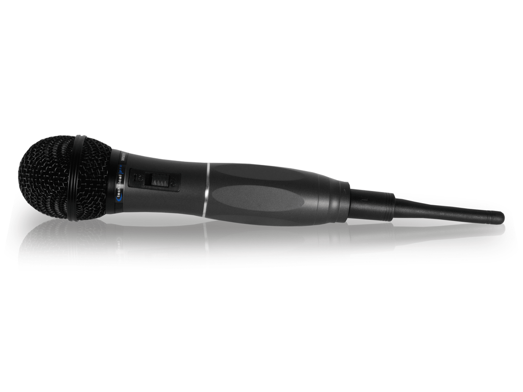 Technical Pro - Digital Processing Wireless Microphone