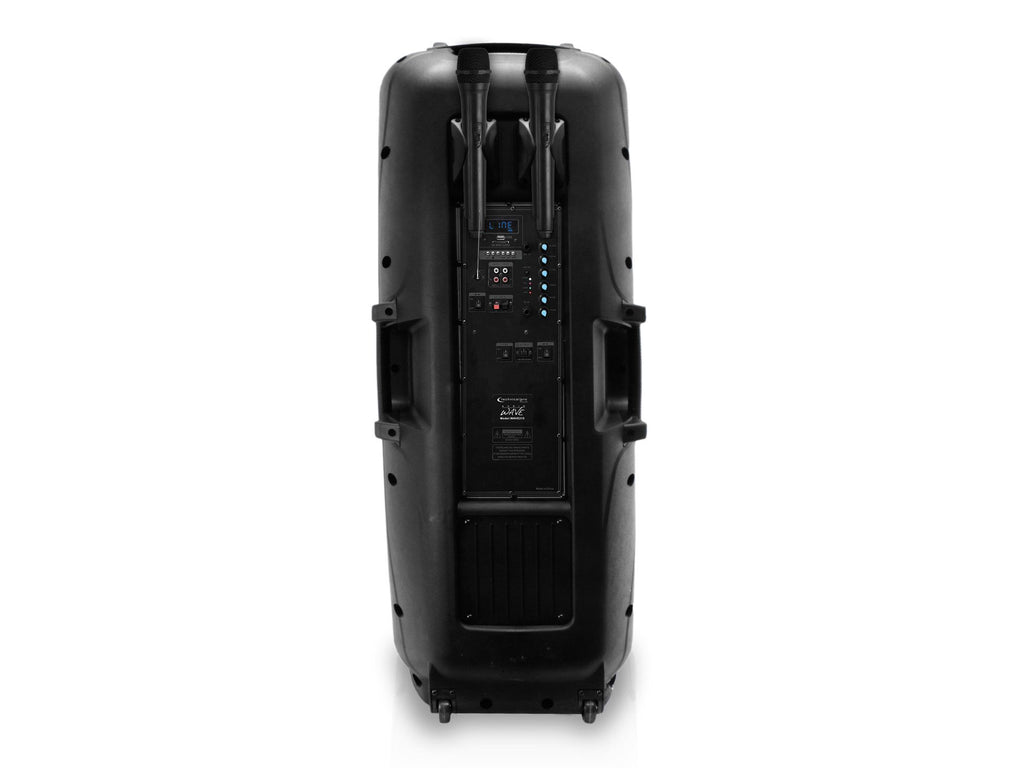 "Technical Pro - Rechargeable 15"" LED Active Loudspeaker"