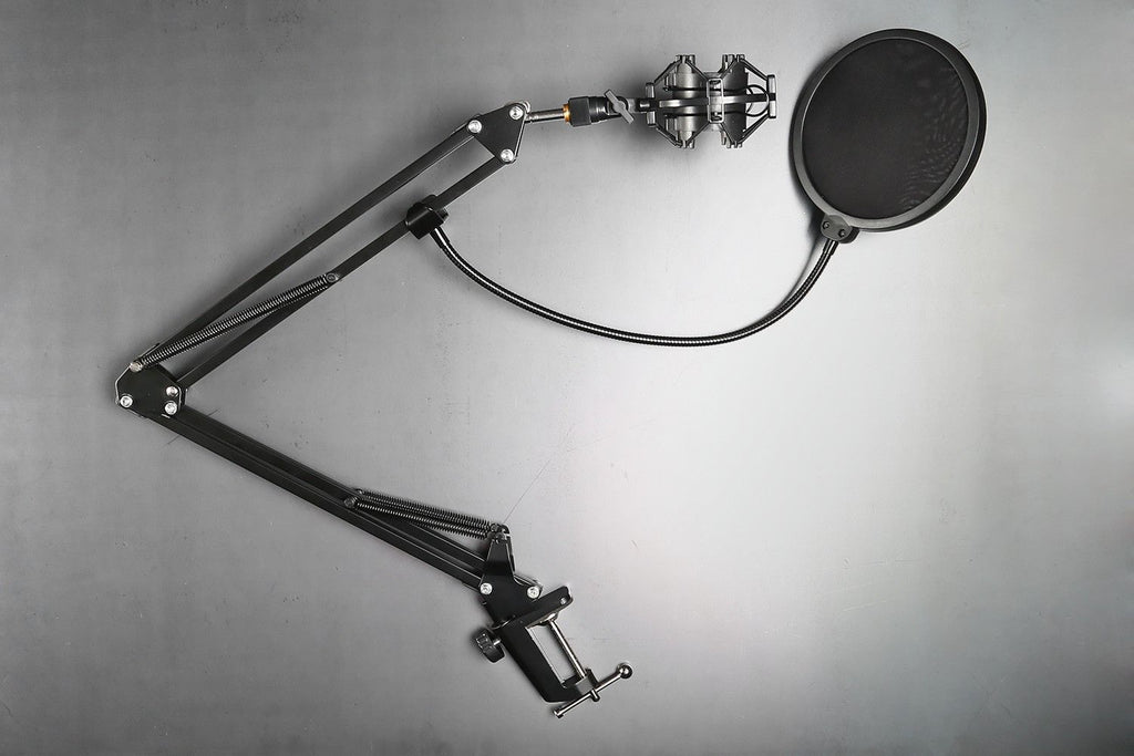 Pro Accessory Microphone Starter Pack (Just add a Mic)