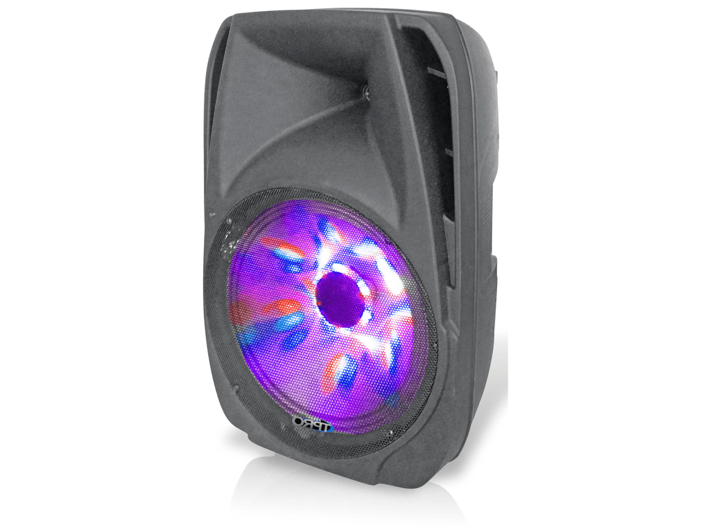 "Active 8"" LED Loudspeaker"