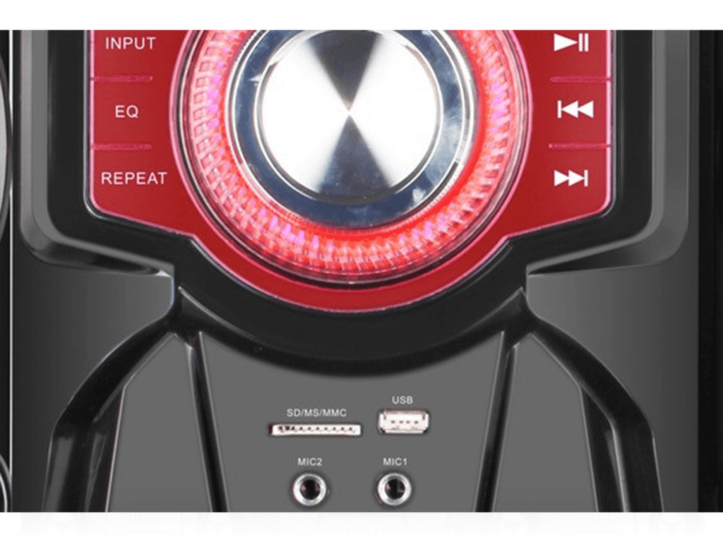 Technical Pro - Bluetooth 2.1 Mini System with Karaoke Function