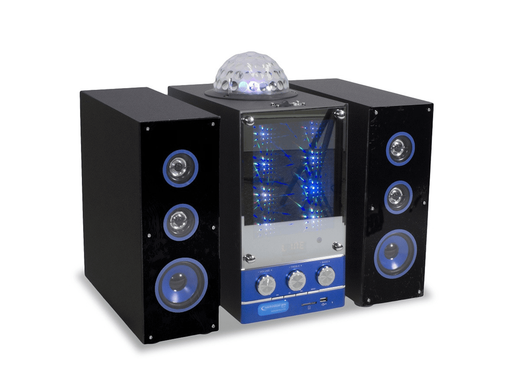 Bluetooth LED Home Audio Entertainment System
