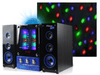 Technical Pro - Bluetooth LED Home Audio Entertainment System