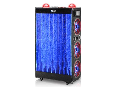 Active LED Loudspeaker