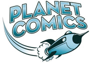 Planet Comics and Games Logo