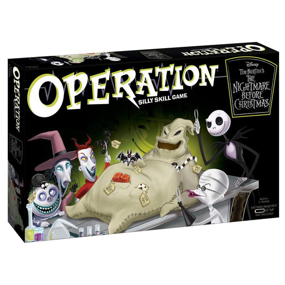 Operation Nightmare B4 XMas