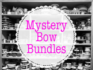 Mystery Bow Bundles ~ Big Sale~ All bow sizes