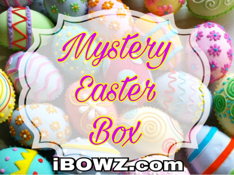 EASTER MYSTERY IBOWZ BOX