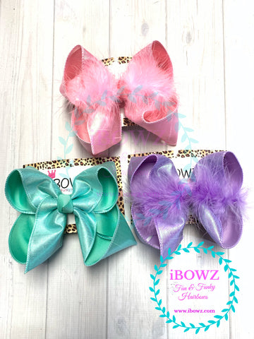 Iridescent Silk Duponi Bundle ~ New & Limited ~ Perfect Easter Bows in Pastel Colors