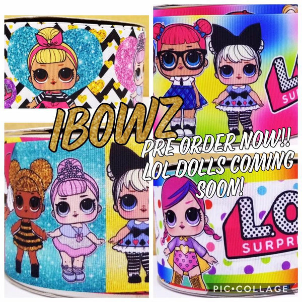 CUSTOM ORDER FOR MARY ZOLL- LOL & JOJO