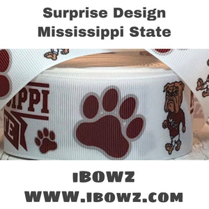 Surprise Design ~ Mississippi State Fun iBOWZ