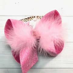 Very Limited! New Frosted Sparkle Glitter Fun Bows |Spring Colors Perfect for Spring | Easter & Summer!