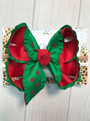 Christmas in July | Christmas Bow Bundle All 5 Bows | iBOWZ| Save $5 By Bundling all 5
