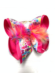 Jojo PREORDER hair bow ~ ibowz fun & funky hairbows