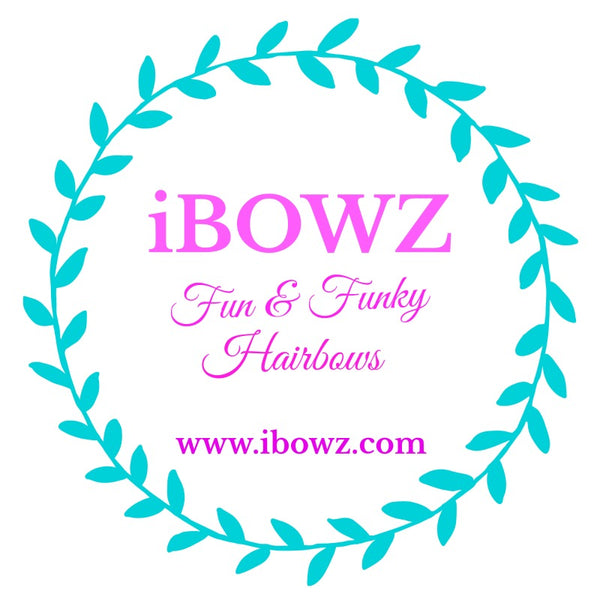 Mermaid Inspired Fun bow | New Limited Release  |  Summer Fun iBOWZ
