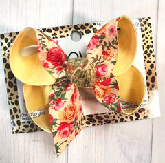 Small Bows ~ Florals,  Florals & Florals !! Spring & Summer must have these! ~ BUNDLE all and SAVE $$!!