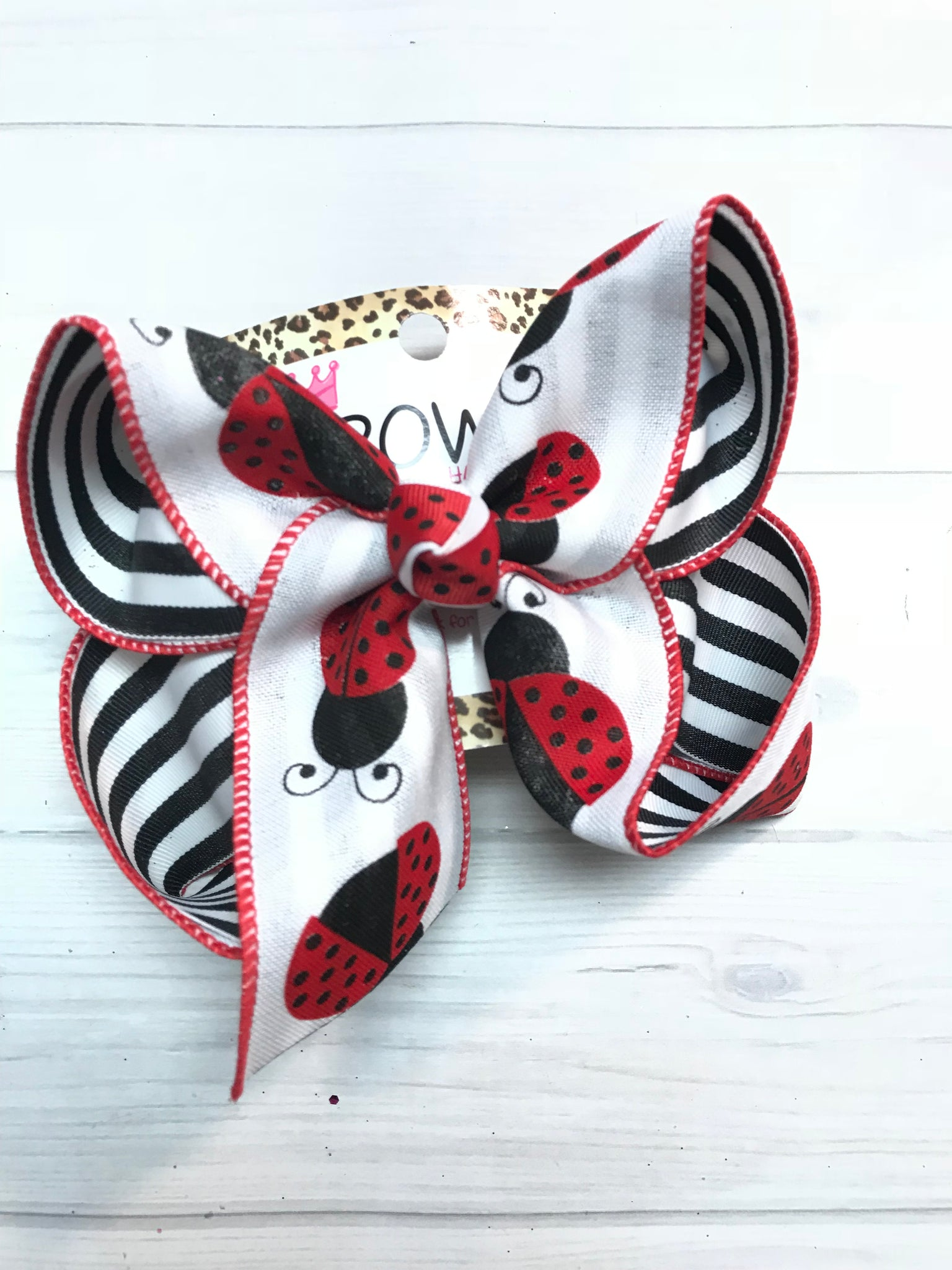 Lady Bugs New  Limited Release  |  Summer Fun iBOWZ