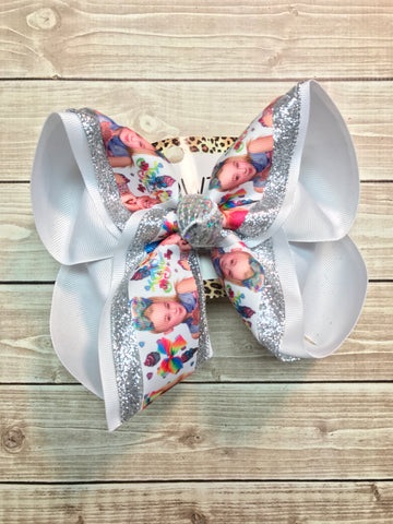 JoJo Siwa Inspired Super Cute iBOWZ Fun Hairbows