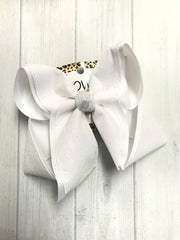 Valentines day Glitter bows| Choose your Glitter |  Glitter are a must!  iBOWZ
