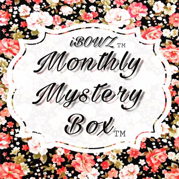 Mystery Bow Box Club | New Every Month | Bow Club | iBOWZ