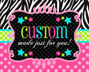 CUSTOM ORDER FOR JENNA WATKINS
