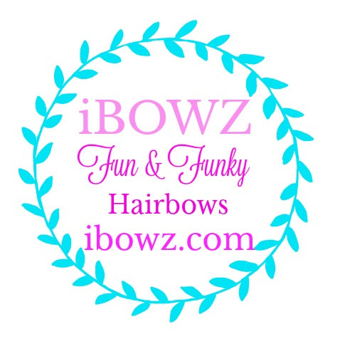 Light Denim Fun iBOWZ ~Sparkle Thursday~  New Limited Release ~ Fall Fun iBOWZ