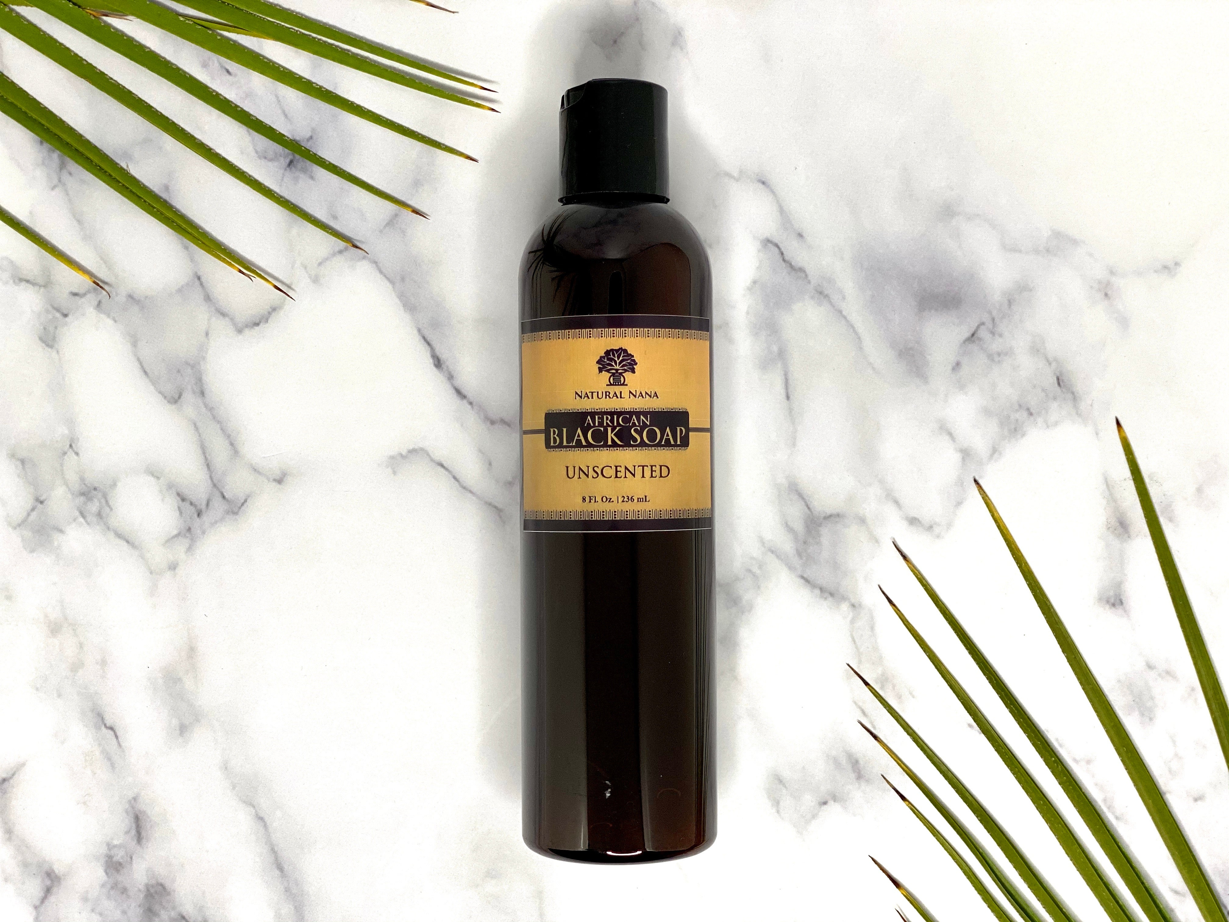 African Black Soap - African Holistics
