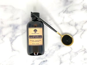 African Black Seed Oil - Natural Nana Co.