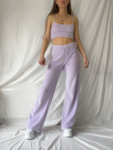 Load image into Gallery viewer, Regina Wide Leg Cut Out Trouser