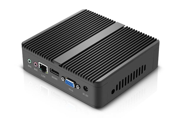 XCY X30 Mini PC Intel Core I7-4500U Barebone 1.8GHz Intel HD Graphics 4200 Windows 10 Dual Core Fanless Mini Desktop PC HDMI VGA WiFi Nettop HTPC - nimisbestdeal.com