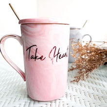 Load image into Gallery viewer, Personalised Tall Marble Mug