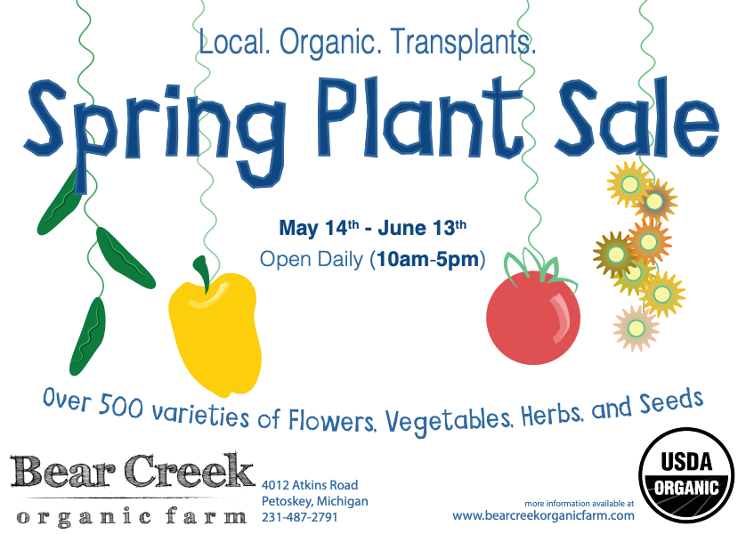 Spring Plant Sale 2020 Coming Soon!