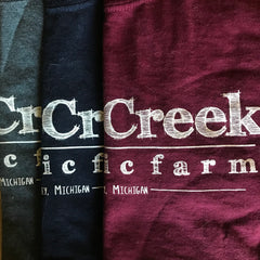 Bear Creek T-Shirt - Long Sleeve