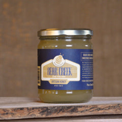 Bear Creek Raw Honey