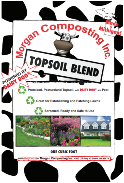 Topsoil Blend - with Dairy Doo