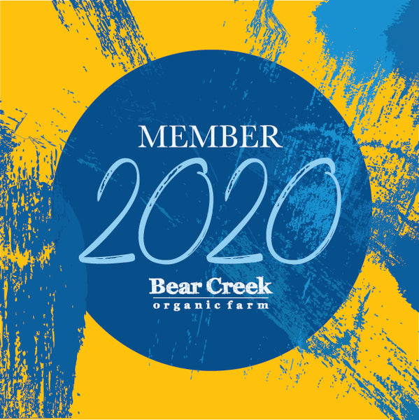 2020 Bear Creek Membership Program