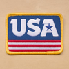 USA - Embroidered Patch