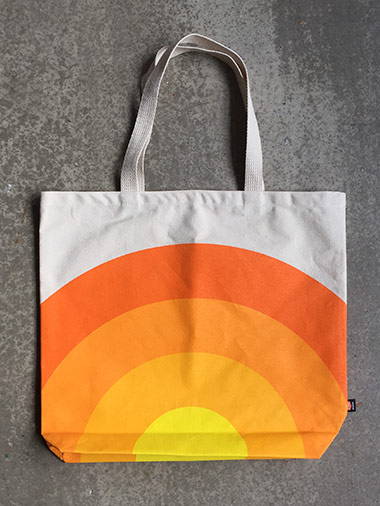 Thick Lines - Tote