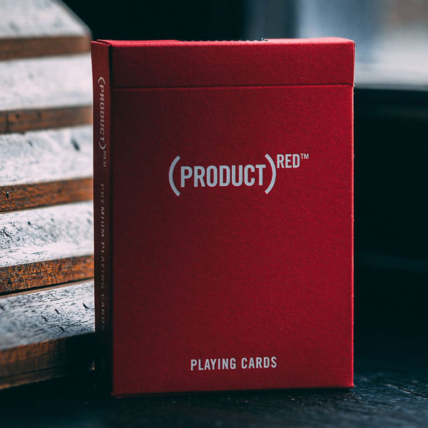 (Product) RED Playing Cards