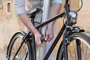Interlock Integrated Bike Lock