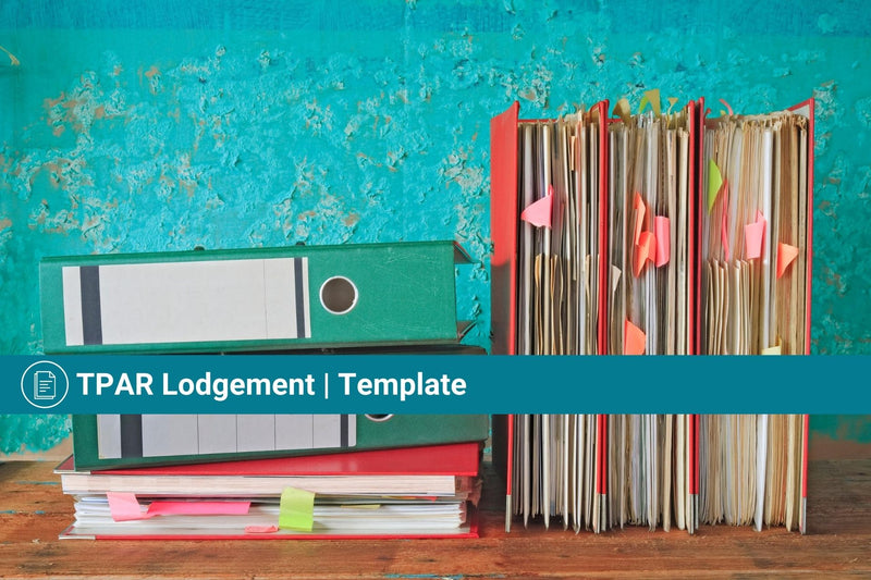 TPAR Lodgement Authority | Taxable Payments Annual Report | Authorisation To Lodge