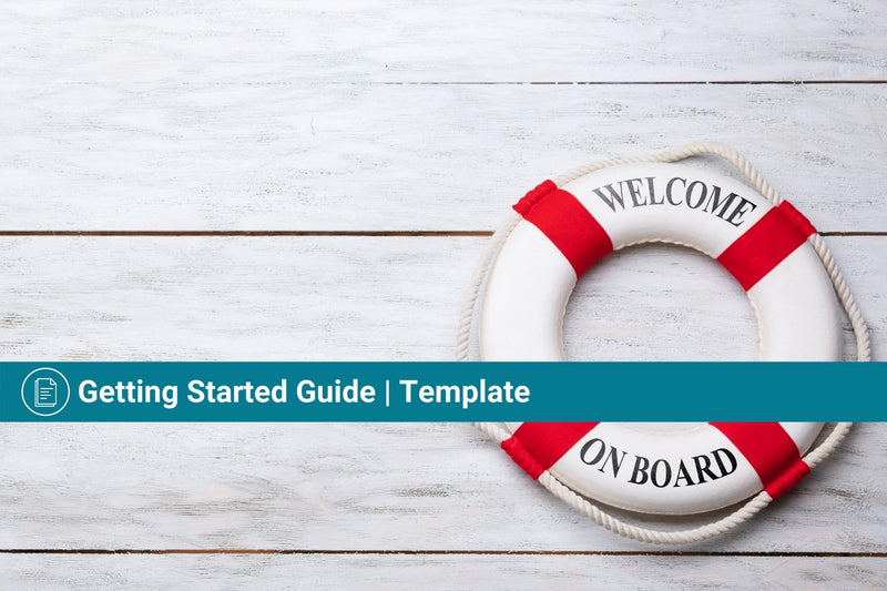 New Client Bookkeeping Getting Started Guide | Advanced Template | Onboarding