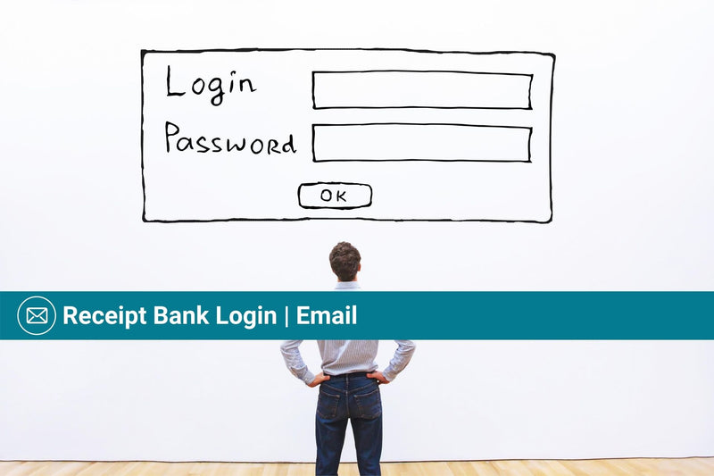 Receipt Bank Login | Basic Template | Email Template