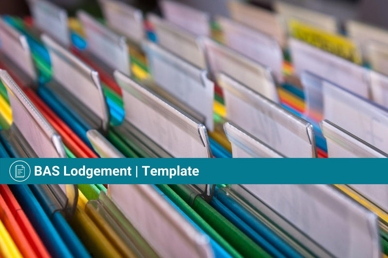 BAS Lodgement Authority | Template | Authorisation To Lodge