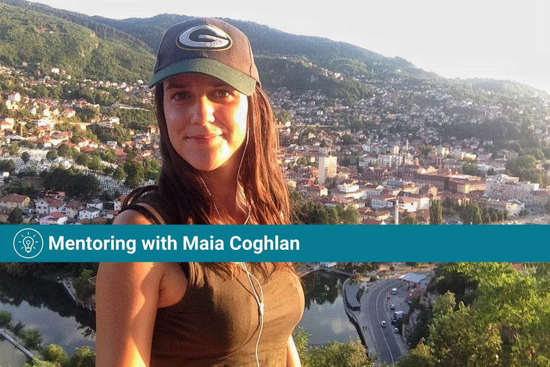Mentoring with Maia