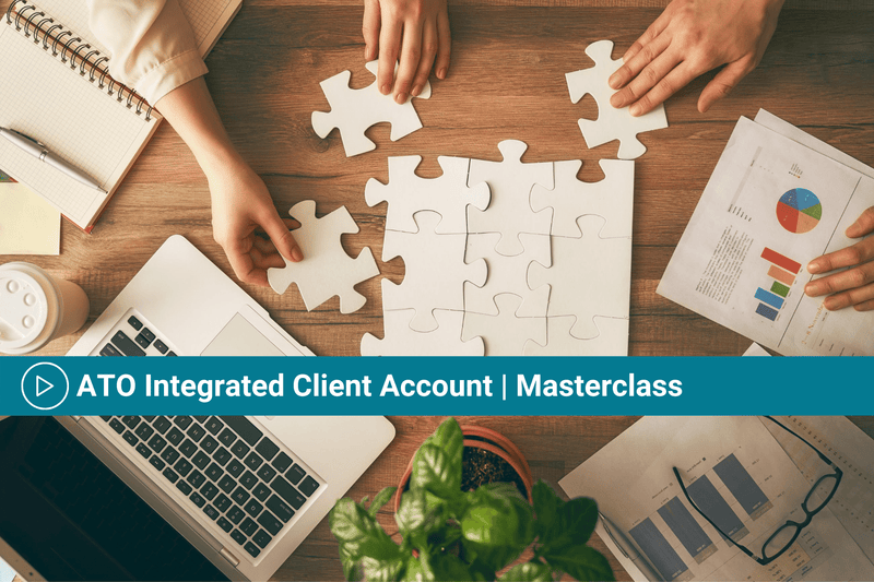 GST Reconciliation | Masterclass + Templates | ATO Integrated Client Account