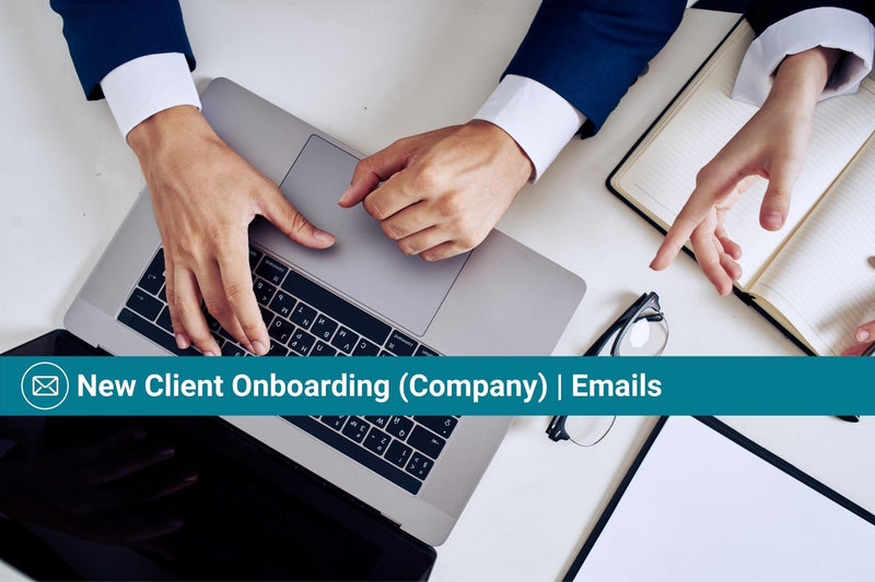 New Client On-boarding (Company) | Basic Template | Email Template