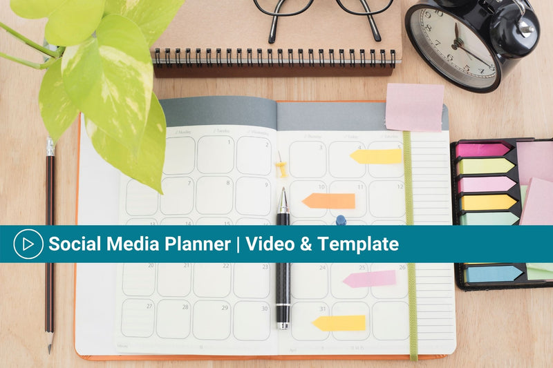 Airtable Social Media Planner | Video Training & Template